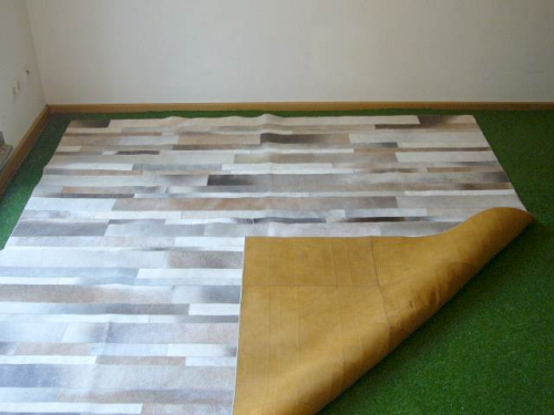 Kuhfell Teppich Casa 660  220×220 cm  Togibaba Limited